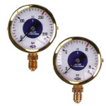 Arbeitsmanometer sauerstoff